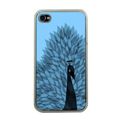 Flaunting Feathers Apple Iphone 4 Case (clear) by Contest1893972
