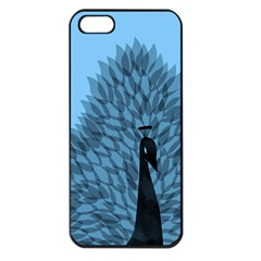 Flaunting Feathers Apple Iphone 5 Seamless Case (black) by Contest1893972