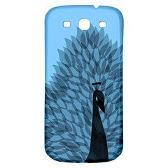 Flaunting Feathers Samsung Galaxy S3 S Iii Classic Hardshell Back Case by Contest1893972