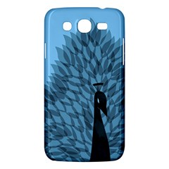 Flaunting Feathers Samsung Galaxy Mega 5 8 I9152 Hardshell Case