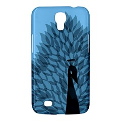 Flaunting Feathers Samsung Galaxy Mega 6 3  I9200 Hardshell Case by Contest1893972