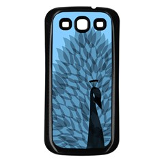 Flaunting Feathers Samsung Galaxy S3 Back Case (black) by Contest1893972