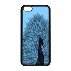 Flaunting Feathers Apple Iphone 5c Seamless Case (black) by Contest1893972