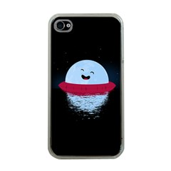 Midnight Swim Apple Iphone 4 Case (clear) by Contest1893972