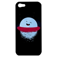 Midnight Swim Apple Iphone 5 Hardshell Case by Contest1893972