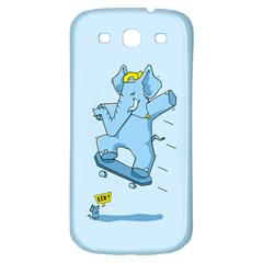 The Ollie Phant Samsung Galaxy S3 S Iii Classic Hardshell Back Case by Contest1893972