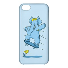 The Ollie Phant Apple Iphone 5c Hardshell Case by Contest1893972