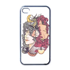 KISS ! Apple iPhone 4 Case (Black) by Contest1731890