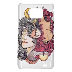 KISS ! Samsung Galaxy S II i9100 Hardshell Case  by Contest1731890