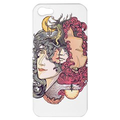 Kiss ! Apple Iphone 5 Hardshell Case by Contest1731890