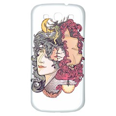 Kiss ! Samsung Galaxy S3 S Iii Classic Hardshell Back Case by Contest1731890