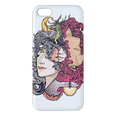 KISS ! Apple iPhone 5 Premium Hardshell Case by Contest1731890