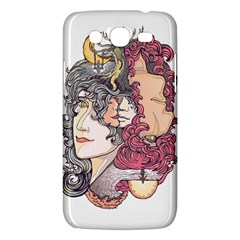 Kiss ! Samsung Galaxy Mega 5 8 I9152 Hardshell Case  by Contest1731890