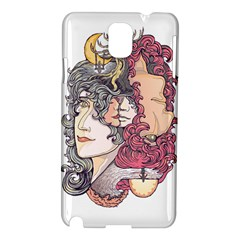 Kiss ! Samsung Galaxy Note 3 N9005 Hardshell Case by Contest1731890