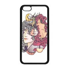 Kiss ! Apple Iphone 5c Seamless Case (black)