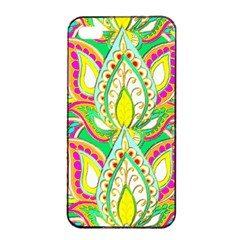 Lotus Apple Iphone 4/4s Seamless Case (black) by Contest1720187