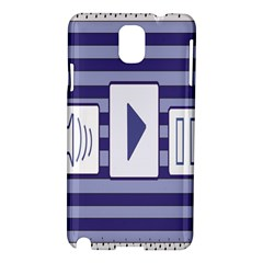 Music Time  Samsung Galaxy Note 3 N9005 Hardshell Case