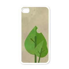 Growth  Apple Iphone 4 Case (white) by Contest1888309