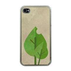 Growth  Apple Iphone 4 Case (clear) by Contest1888309