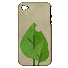 Growth  Apple Iphone 4/4s Hardshell Case (pc+silicone) by Contest1888309