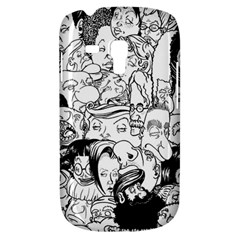 Faces In Places Samsung Galaxy S3 Mini I8190 Hardshell Case by Contest1894109