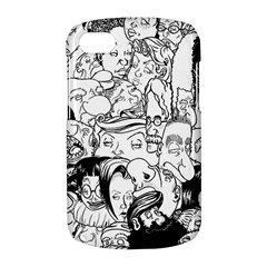 Faces in Places BlackBerry Q10 Hardshell Case by Contest1894109