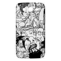 Faces In Places Samsung Galaxy Mega 5 8 I9152 Hardshell Case  by Contest1894109