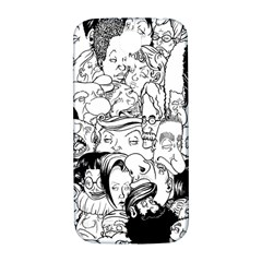 Faces In Places Samsung Galaxy S4 I9500/i9505  Hardshell Back Case by Contest1894109
