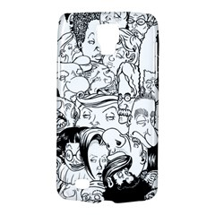 Faces In Places Samsung Galaxy S4 Active (i9295) Hardshell Case by Contest1894109