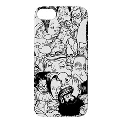 Faces In Places Apple Iphone 5s Hardshell Case by Contest1894109