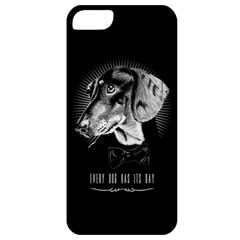 Every Dog Has Its Day Apple Iphone 5 Classic Hardshell Case