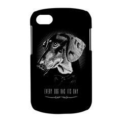 every dog has its day BlackBerry Q10 Hardshell Case by Contest1761904
