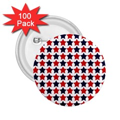 Patriot Stars 2 25  Button (100 Pack) by StuffOrSomething