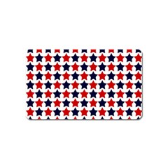 Patriot Stars Magnet (name Card) by StuffOrSomething