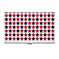 Patriot Stars Business Card Holder