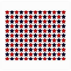 Patriot Stars Glasses Cloth (small, Two Sided) by StuffOrSomething