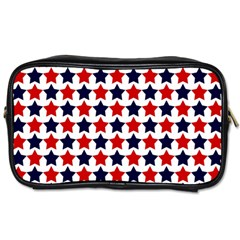 Patriot Stars Travel Toiletry Bag (one Side) by StuffOrSomething