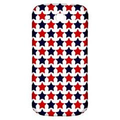 Patriot Stars Samsung Galaxy S3 S Iii Classic Hardshell Back Case by StuffOrSomething