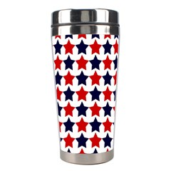 Patriot Stars Stainless Steel Travel Tumbler by StuffOrSomething