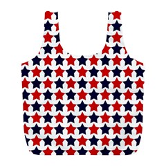 Patriot Stars Reusable Bag (l) by StuffOrSomething