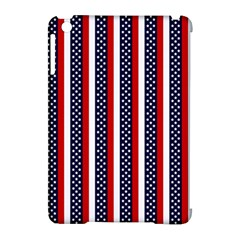 Patriot Stripes Apple Ipad Mini Hardshell Case (compatible With Smart Cover) by StuffOrSomething