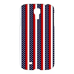 Patriot Stripes Samsung Galaxy S4 I9500/i9505 Hardshell Case by StuffOrSomething