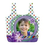 easter - Full Print Recycle Bag (L)