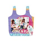 fun kids - Full Print Recycle Bag (S)
