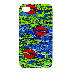 Kisses Apple Iphone 4/4s Premium Hardshell Case