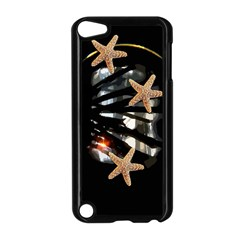 Star Fish Apple iPod Touch 5 Case (Black) by Rbrendes