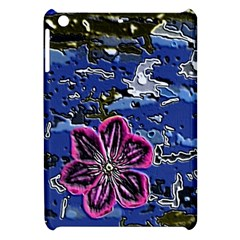 Flooded Flower Apple Ipad Mini Hardshell Case by Rbrendes