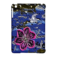 Flooded Flower Apple Ipad Mini Hardshell Case (compatible With Smart Cover) by Rbrendes