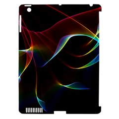 Imagine, Through The Abstract Rainbow Veil Apple Ipad 3/4 Hardshell Case (compatible With Smart Cover) by DianeClancy