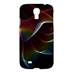 Imagine, Through The Abstract Rainbow Veil Samsung Galaxy S4 I9500/i9505 Hardshell Case by DianeClancy